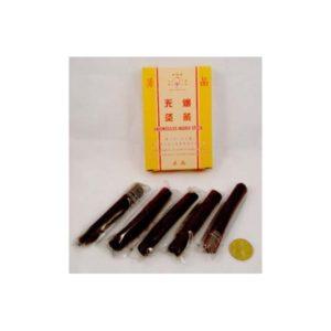 Moxovacie tyčinky nedymiace - uhlíkové