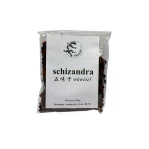 SCHIZANDRA ČÍNSKA, 50 g, wuwèizĭ, výživový doplnok