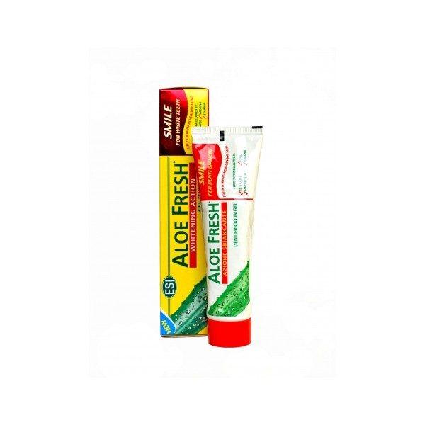 Zubná pasta AloeFresh SMILE 100 ml - zľava 43% - NOVINKA