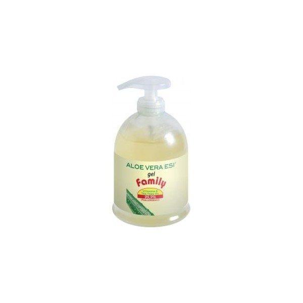 Telový gél s Aloe Vera, Tea Tree a vitamínom E - 500 ml