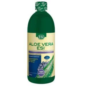 ALOE VERA ESI - šťáva s borůvkami 1 litr