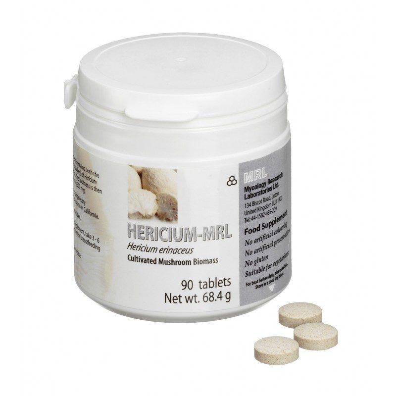 Levně MRL, Hericium, 90 tablet