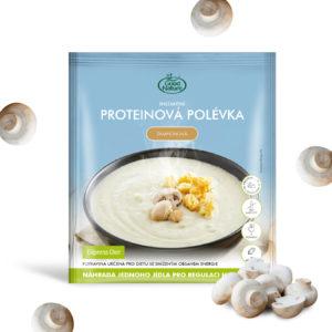 Good Nature Express Diet instantní polévka proteinová žampiónová na hubnutí Express Diet 55 g