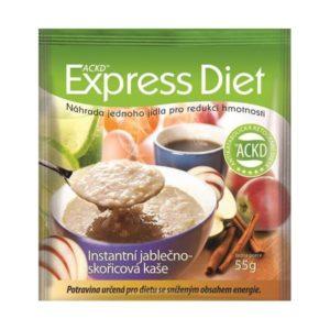 Express Diet Jablkovo-škoricová kaša 55g