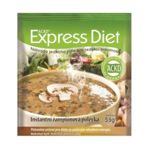 Express Diet Šampiňónová polievka 53g