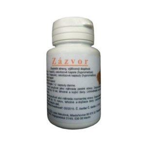 Zázvor - zdravý imunitný a dýchací systém, 180 kapsúl