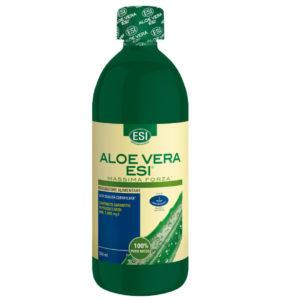 ALOE VERA ESI - čistá šťáva 99,8% 500 ml