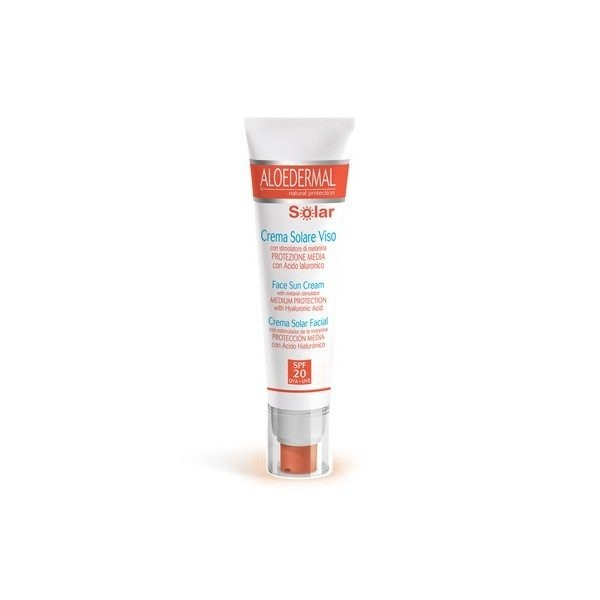 ALOE SOLAR SPF20, 75 ml - krém na tvár s ochranným faktorom 20