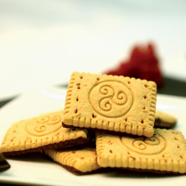 Express Diet Maslové sušienky s čokoládovou polevou 28 g