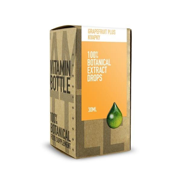 Levně Vitamin Bottle GRAPEFRUIT PLUS, 50 ml kapky