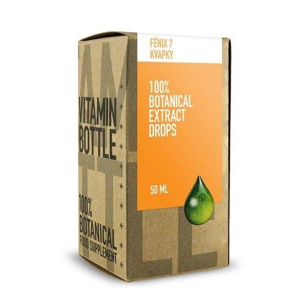 VitaminBottle FÉNIX7 kvapky 50 ml