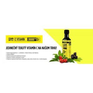 VITAMÍN C 30 000 mg (kvapky) 250 ml
