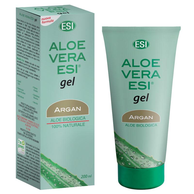 Levně ALOE VERA ESI gel s arganovým olejem, 200 ml