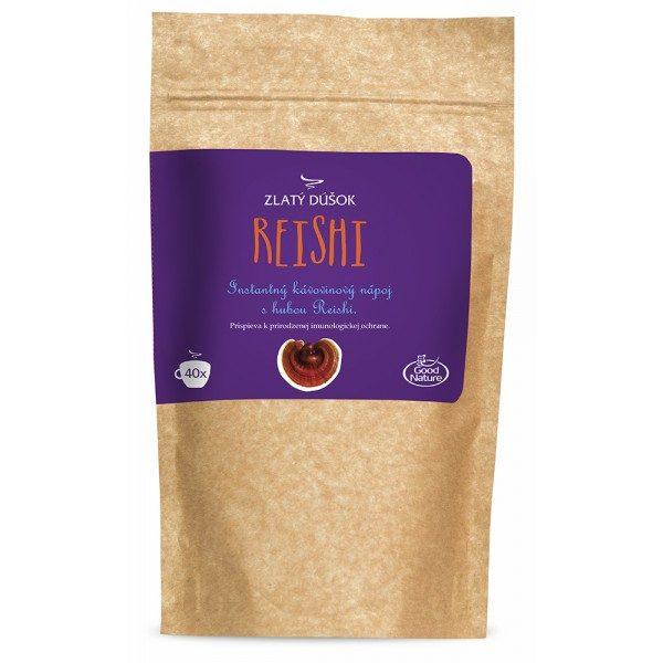 Zlatý dúšok, kávovinový nápoj s hubou REISHI, 100 g