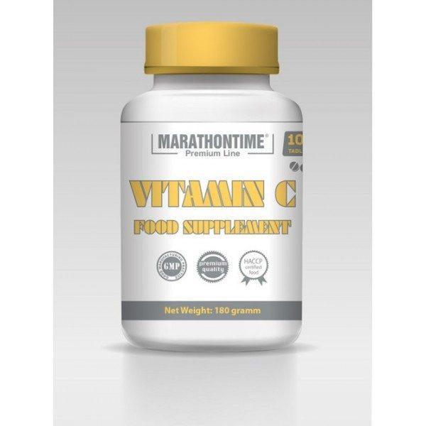 MarathonTime Vitamin C 1000mg 100 tabliet