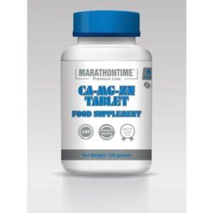 MarathonTime Ca + Mg + Zn 60 tabliet