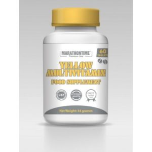 MarathonTime Multivitamín 60 tabliet
