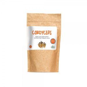 CORDYCEPS, prášok, 100 % sušené mycélium, 50 g