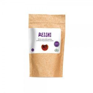 REISHI, prášok, 100 % sušené mycélium, 50 g