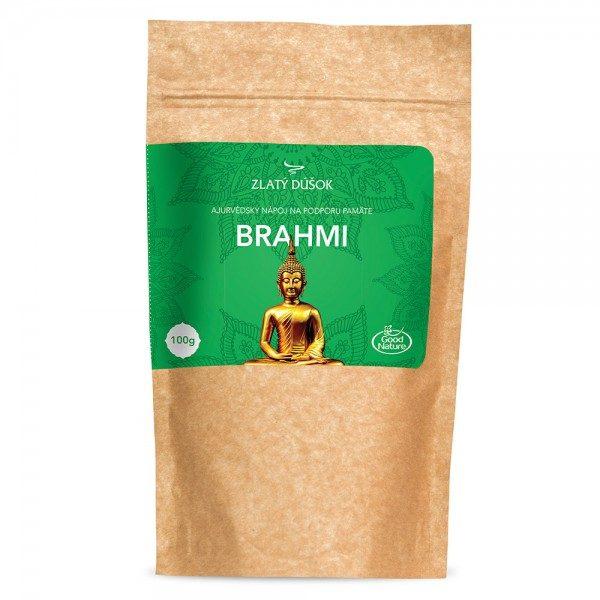 Zlatý dúšok Ajurvédska káva BRAHMI 100 g