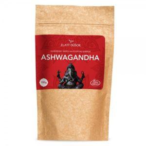 Zlatý dúšok Ajurvédska káva ASHWAGANDHA 100 g