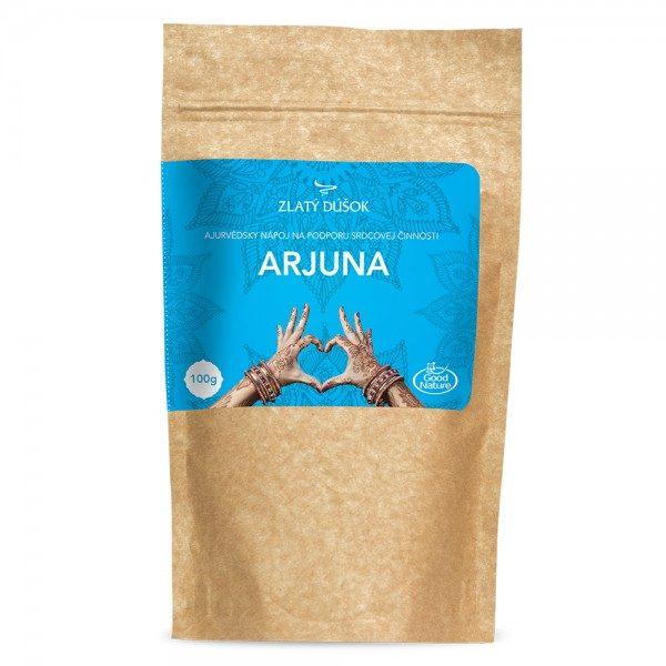Zlatý dúšok Ajurvédska káva ARJUNA 100 g