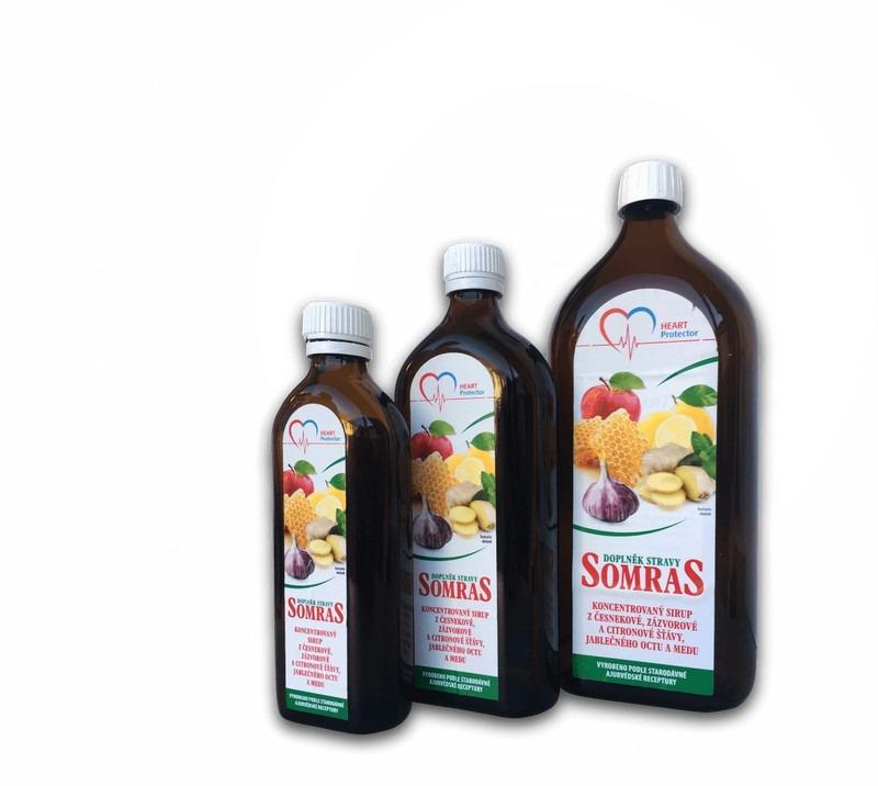 SOMRAS, 250 ml