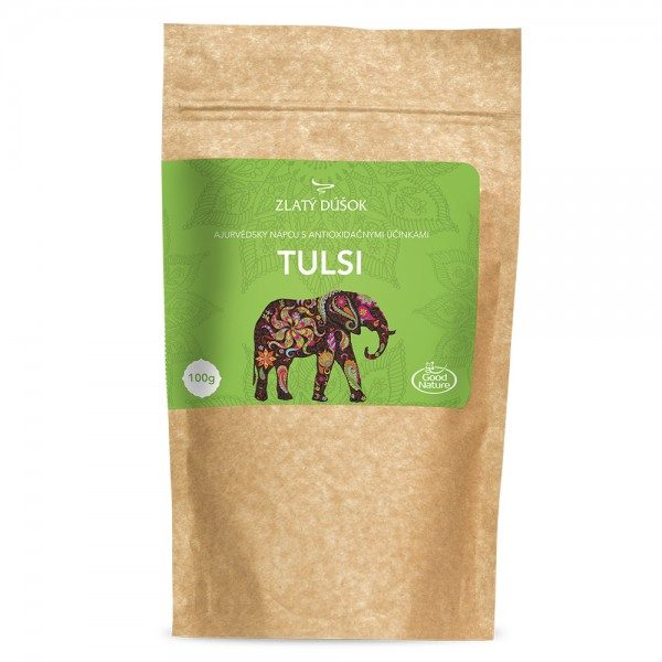 Zlatý dúšok Ajurvédska káva TULSI 100 g