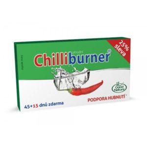 CHILLIBURNER 60 tbl.