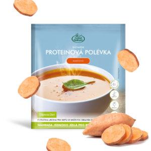 Good Nature Express Diet instantní proteinová polévka batátová na hubnutí 55 g