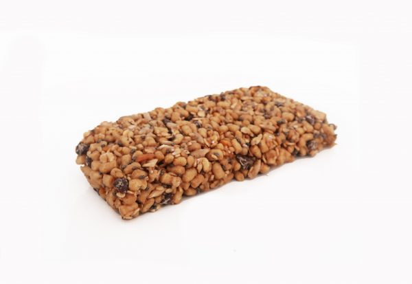 Good Nature Express Diet proteinová musli tyčinka oříšková Express Diet 42 g, vegan